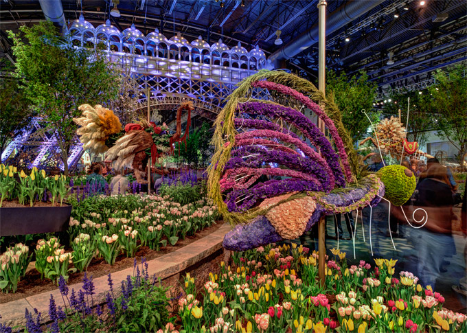 Miniatures & Gardening     A Delightful Merge