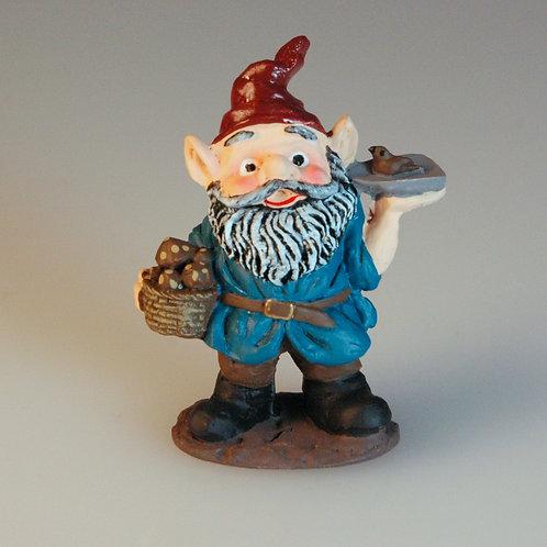 Garden Gnome Gatherer