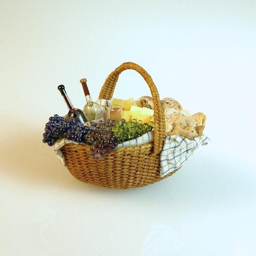 Picnic Basket by Kazuko Makamura