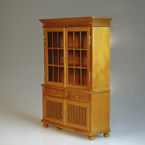 Stickley-Style Show Case by JBM