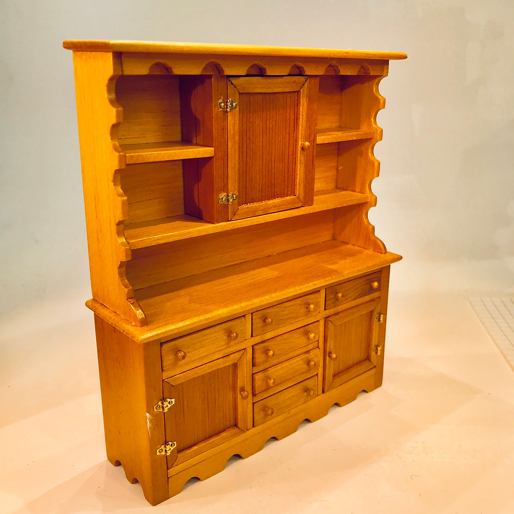 Colonial cabinet by IL