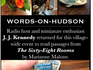Words-On-Hudson Event Recap!