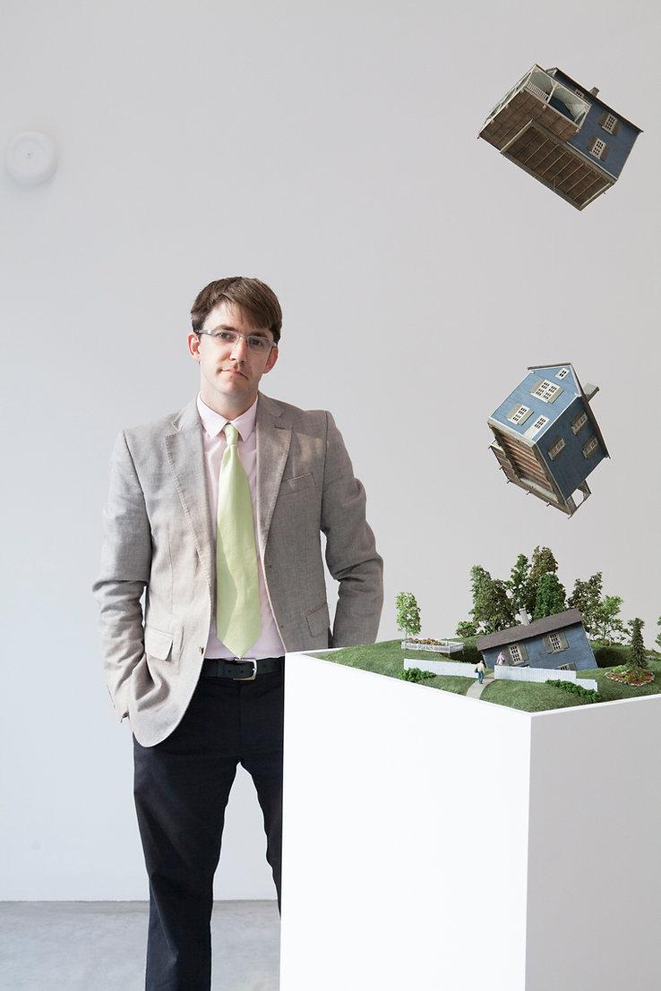 Thomas Doyle Contemporary Art Minaitures