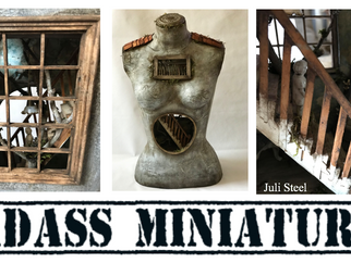 NEW! BadAss Miniatures