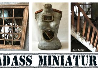 NEW! BadAss Miniatures