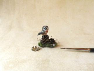 Open House Celebration of New Works by IGMA Fellow and Wildlife Miniaturist Beth Freeman-Kane Sunday