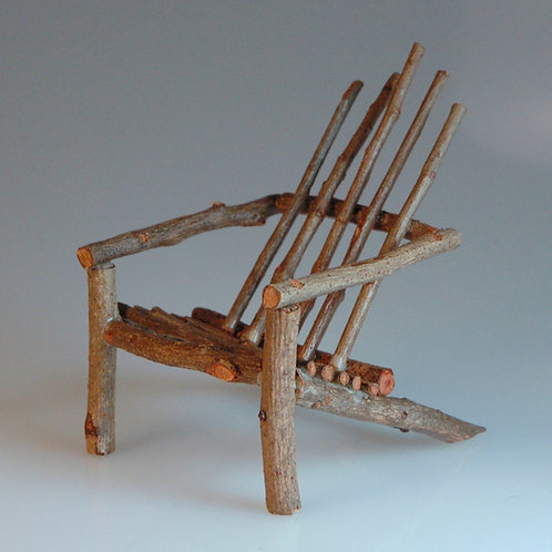 Adirondack Twig Chair