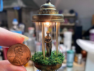 6 Miniature Surprises Discovered This Week....