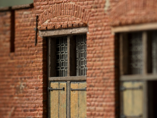 Gerard Klein Hofmeijer Preserves Period Dutch Architecture in Fine Miniature Scale