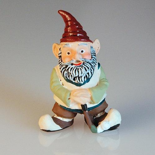 Garden Gnome Golfer