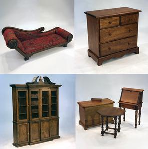 D. Thomas Miniatures on Invaluable