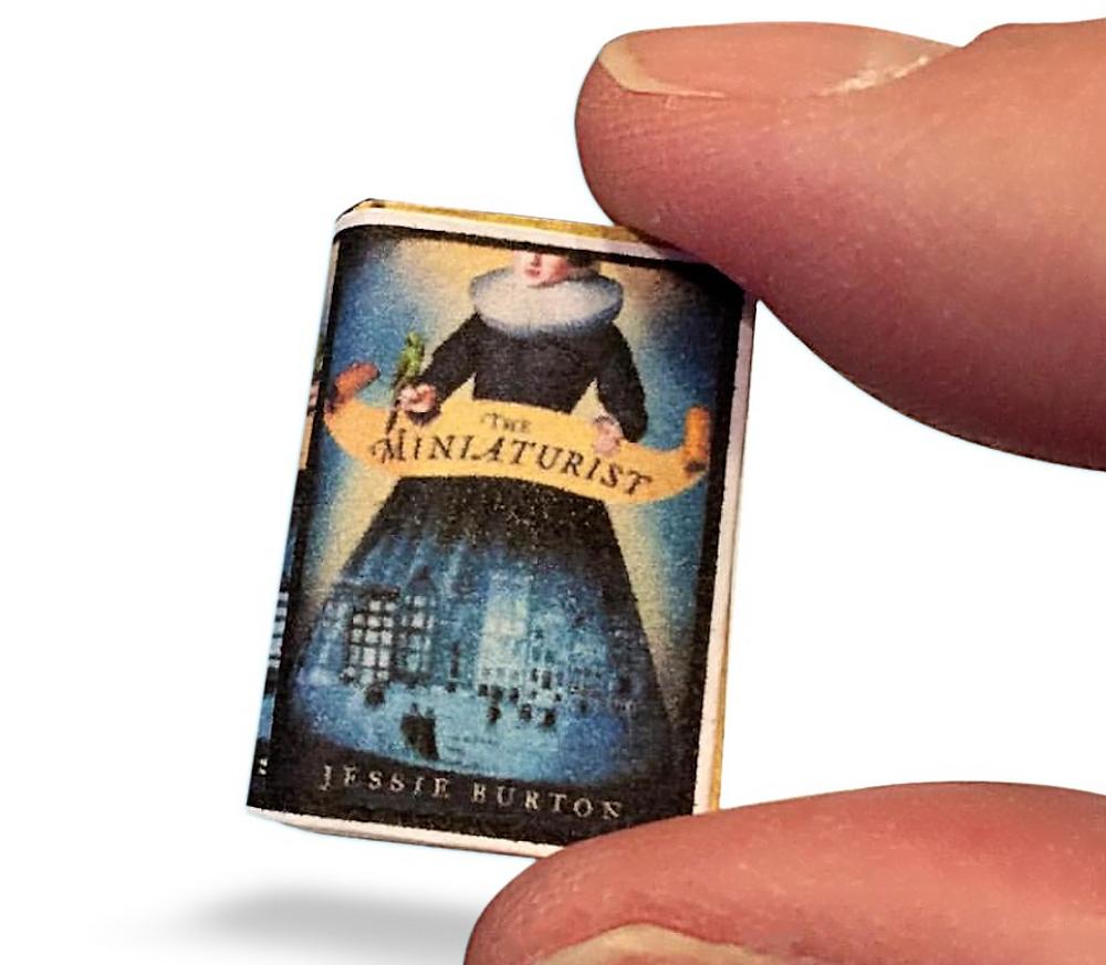 The Miniaturist Jessie Burton BBC