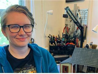 Meet 3D MiniTechnologist Amanda Kelly!
