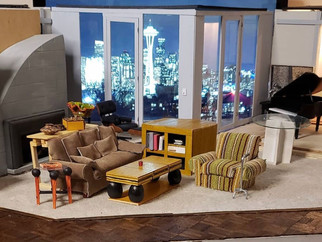 The Frasier Project: Set in Miniature