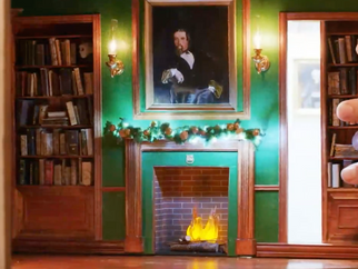 A Tiny Dickens Christmas....the Story behind the Story.