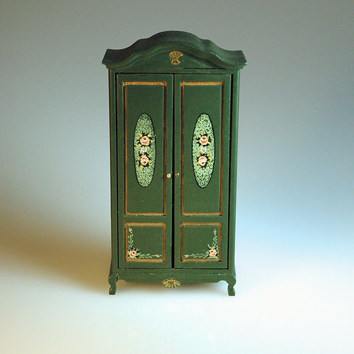 Handpainted Armoire