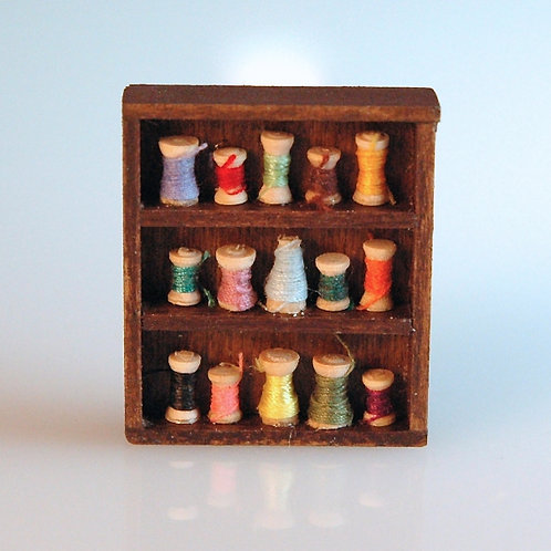 Wall Thread Artisan Cabinet