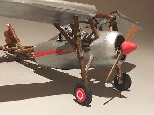 Jon Frier | Aircraft for a Small Animal