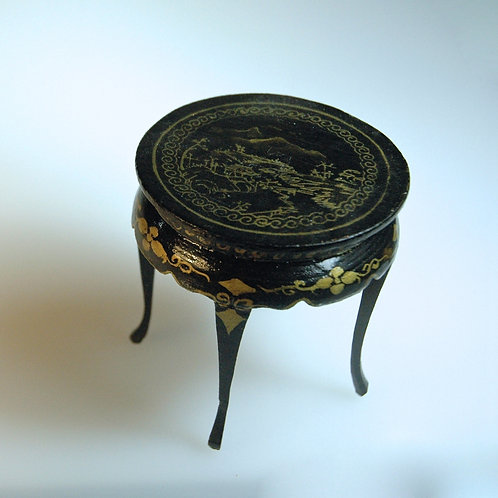 Chinese Painted Table
