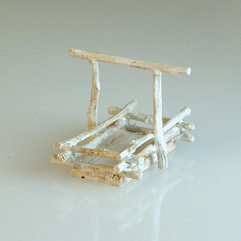 White Twig Basket