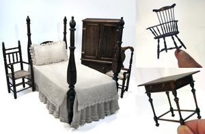 Artisan 1/12 Scale Dollhouse Miniature Furniture
