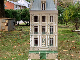 Rare Dollhouse Cabinet Up For Auction!