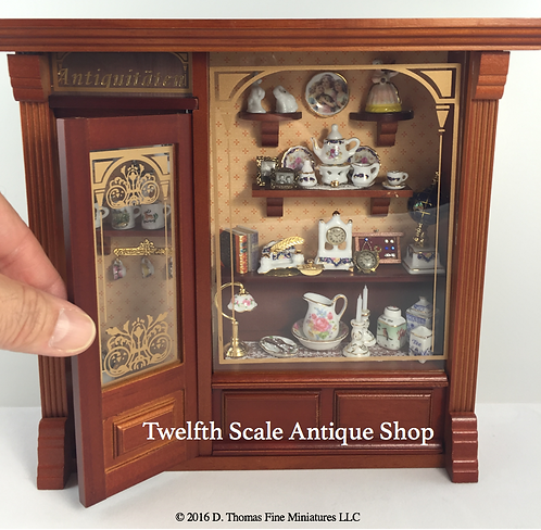 Reutter's Complete Antique Shop