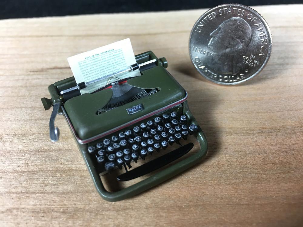 Michael Yurkovic Atomic Miniature