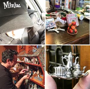 MiniMerch, SquintBox, Hudson River Museum and Auction!