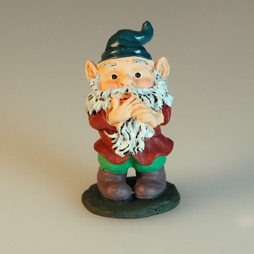 Garden Gnome Playful