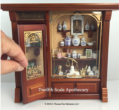 Reutter's Complete Apothecary