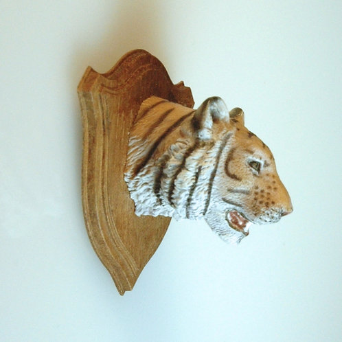 Tiger Trophy Head