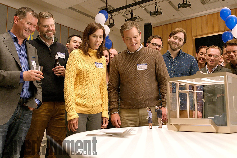 Downsizing Film Matt Damon Kristin Wiig