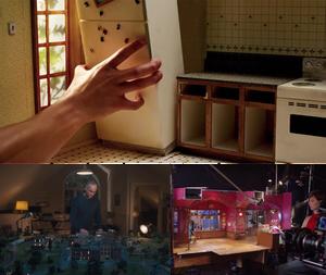 miniatures in tv commercials