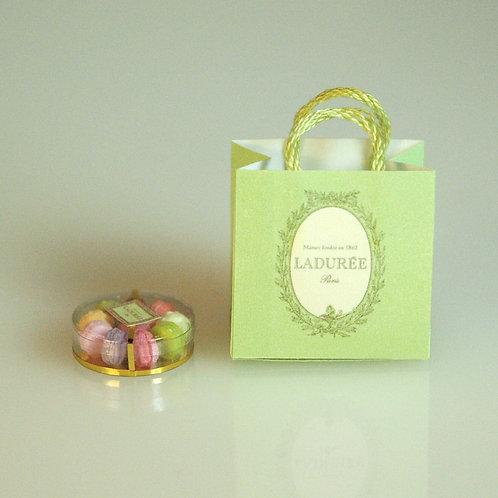 Laduree Macaroons and Bag