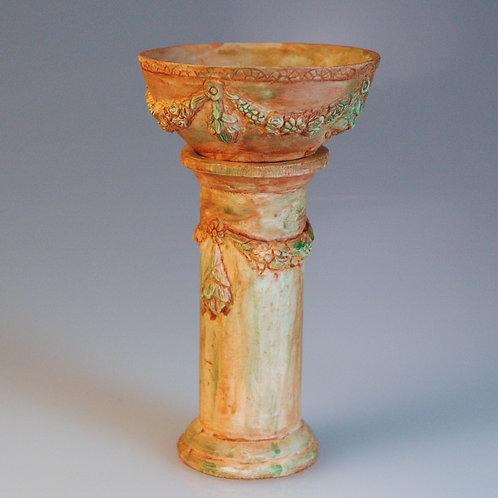 Birdbath Pedestal