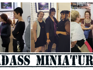 BadAss Miniatures Opens in Yonkers, NY!