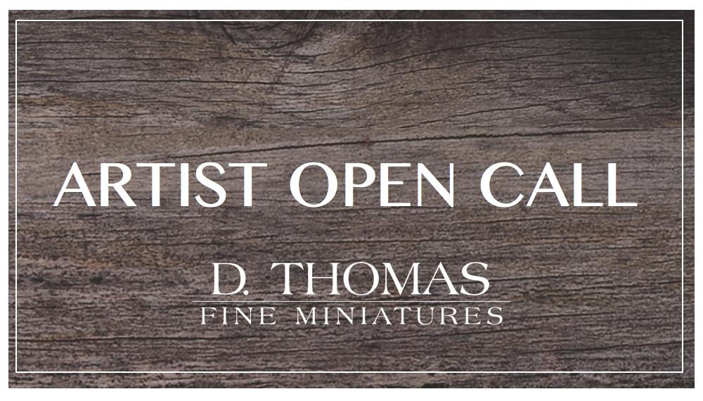 Artist Open Call Badass Miniatures