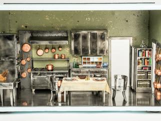 Open House: New Work by Miniaturist Jill Orlov