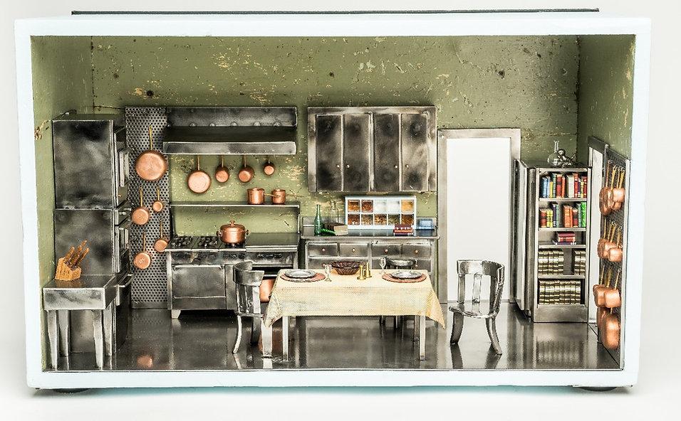 Jill Orlov Julia Child's Kitchen
