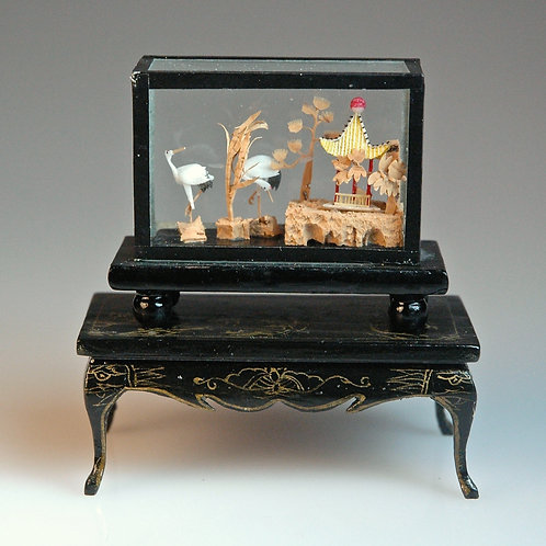 Chinese Table/Terrarium