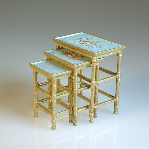 Trio of Nesting Tables