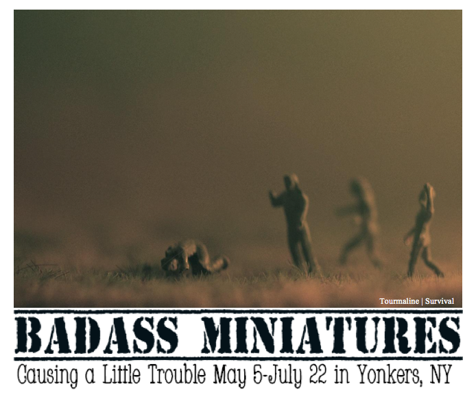 Tourmaline Badass Miniatures
