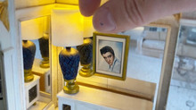 Artist Creates Graceland in Miniature and We Are (All) Shook (Up)!