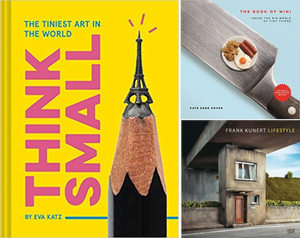 Think Small, The Book of Mini and Frank Kunert