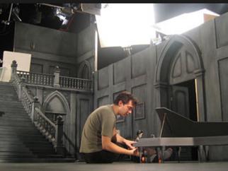 Behind the Scenes...