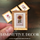 Thumbnail: Set of Miniature Gold Framed Prints
