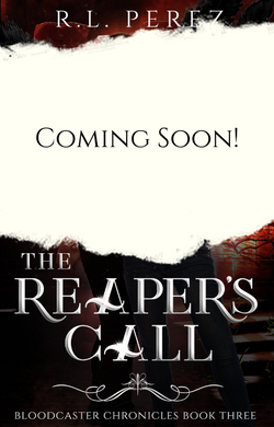 The Reaper's Call Temporary Cover