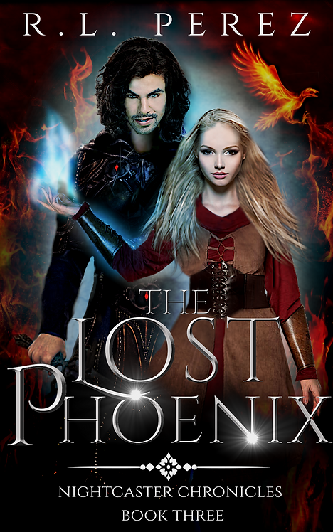 Signed Copy of The Lost Phoenix