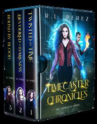 Timecaster Chronicles Box Set